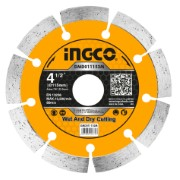 "Disco Diamantado 4.5"" Ingco"