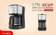 Cafetera 6t Decakila