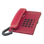 Telefono Rojo Panasonic