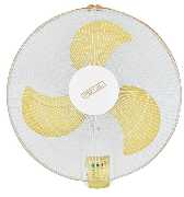 "Ventilador 18"" Pared Dorado Royal"