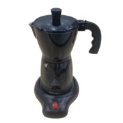 Cafetera 6t Negra Royal