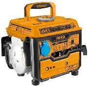 Generador A Gasolina 0.8kva 4l Ingco